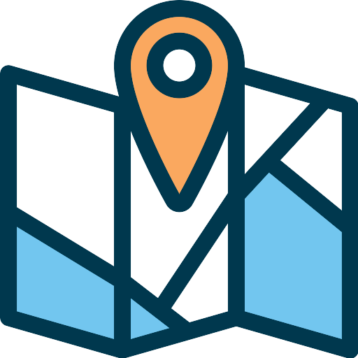 SVG Map